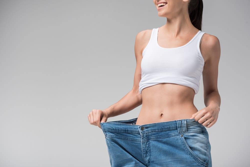 liposuction surgery patient